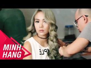 Hậu trường chụp ảnh Single YOLO - Minh Hằng