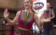 Parramasala 2017 1-8HD, Worlds Collide, Soul Drummer,Miriam Lieberman Trio, Lucky African, Swastik Inst Dance Academy, Short clips from Ramayana- Lord of The Ring, Parramatta, Sydney 10-12 Mar 17.