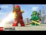 All LEGO Ninjago Characters (MOD) Free Roam in LEGO Marvel Super Heroes