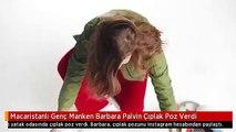 Macaristanlı Genç Manken Barbara Palvin Çıplak Poz Verdi