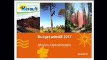[14 mars 2017 - première partie] Session publique du Conseil départemental de l'Hérault - Vote du budget