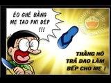 Phim hài Doraemon chế [OFFICIAL]- Phần 7. Tiểu lý phi đao không bằng mẹ tao phi dép