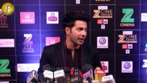 GOVINDA ATTENDED STAR STUDDED RED CARPET OF ZEE CINE AWARDS 2017