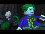 LEGO Batman 2 Episode 3 - Batman, Robin vs Catwoman, Two Face & Bane