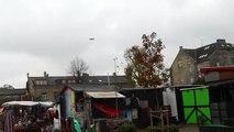 Huge UFO Caught On Camera Over Copenhagen - UFO Sighting In Denmark - Real UFO Videos