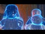 LEGO Star Wars TFA Episode 1 - Darth Vader, Luke Skywalker vs Emperor Palpatine