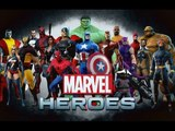 Marvel Super Heroes Ironman, Spiderman, Xmen, Hulk, Wolverine vs Supervillain Full Movie Compilation