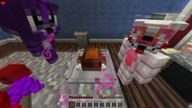 FNAF Whos Your Daddy - MANGLE IS OUR MOMMY?! (Minecraft FNAF Roleplay)