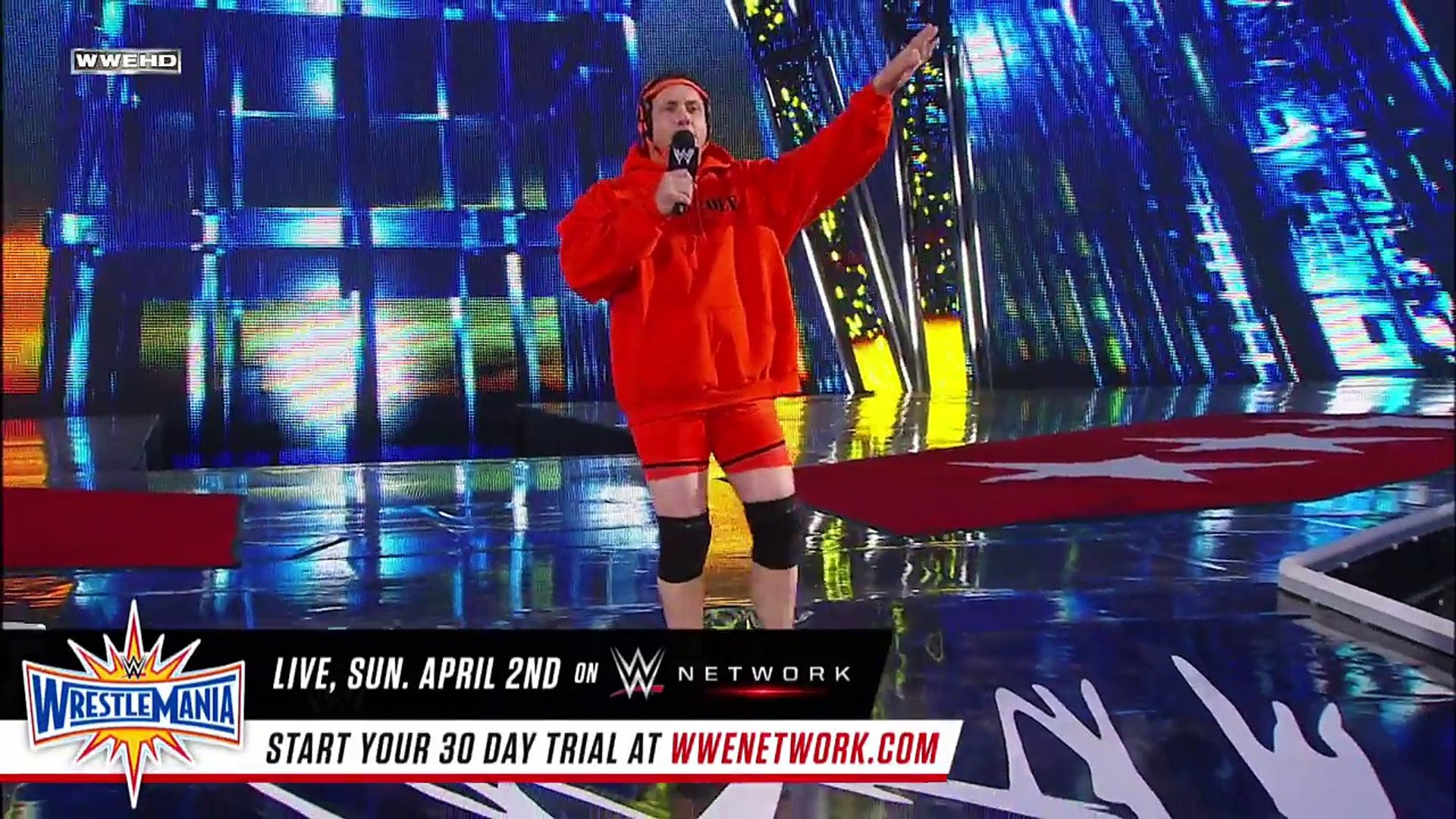 Revealed: The Worst WWE WrestleMania Match That Vince McMahon Has Ever Seen 1