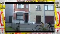 Apartmandan Düşen Adam Şakası  Komik Video lar izle
