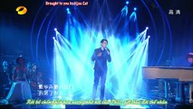 [Chinese TV Show] Terry Lin - Firework cool easily (Jay Chou) - I'm Singer