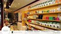 A vendre - Boutique - LA ROCHELLE (17000) - 14m²