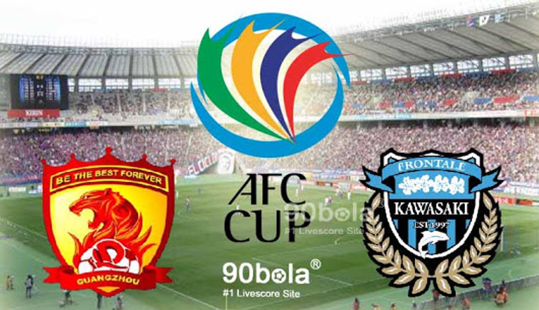 Guangzhou Evergrande vs Kawasaki Frontale 1-1 • All Goals & Highlights HD -  video Dailymotion