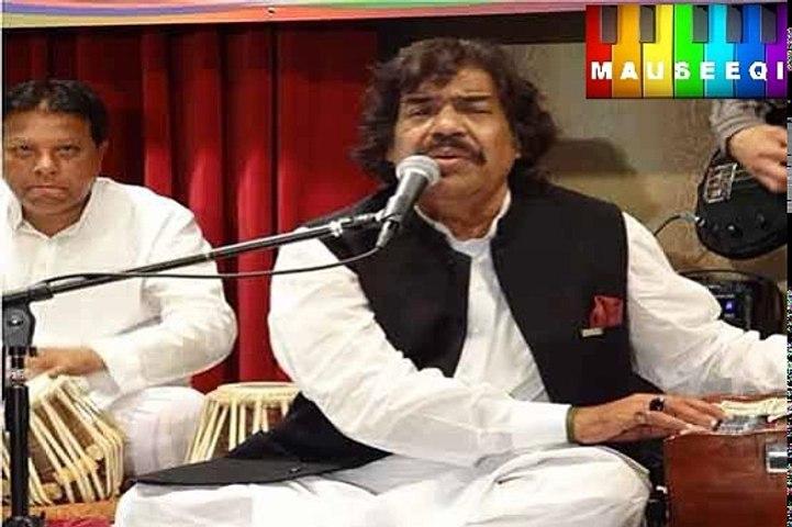 Ghazal - ik But Mujhay Bhi - Shaukat Ali (Poet Ahmed Nadeem Qasmi)
