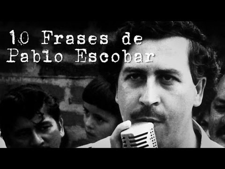 Frases De Pablo Escobar El Patrón De Los Narcos