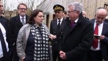 Emmanuelle Cosse signe l'Alliance Nationale Bois Construction Rénovation