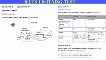 IELTS 10 Test 1 listening - video dailymotion