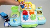 И денежные средства де де по из электронный Игрушки рынок мир Набор для игр регистрация поход по магазинам игрушка Pororo