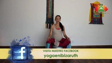 YOGA PARA EMBARAZADAS - EJERCICIOS CON PELOTA BIRTHBALL