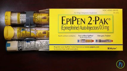Mylan Launches Generic EpiPen That is 50% Cheaper