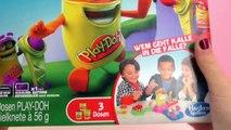 Play Doh Knete Spiel - Alle auf Kalle - deutsch Spielzeug ausgepackt & angespielt