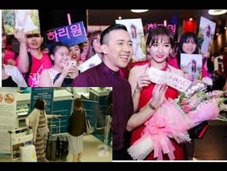 Sau 3 tháng đám cưới, Hari Won được mẹ chồng 'cưng như Thế Này Đây
