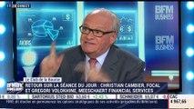 Le Club de la Bourse: Gregori Volokhine, Christian Cambier et Jean-Louis Cussac - 14/03