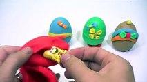 Play Doh Kinder Sorpresa Huevos De Juguetes Dory Peppa Pig Play Doh Aprender Los Colores Para Los Niños Para Chi