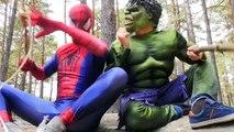 Harry Potter vs Invisible Spiderman Fun Superhero ft Frozen Elsa, Shark Attack in Real Lif