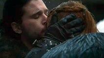 Game of Thrones 6x10 Jon Snow, Sansa, Milasandre Scene Season 6 Episode 10