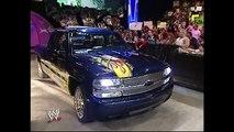 Eddie Guerrero, Booker T, Rey Mysterio vs Luther Reigns, Mark Jindrak, Orlando Jordan SmackDown 01.27.2005