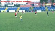 Olimpia Elblag 2:0 Polonia Warszawa (Polish II Liga 11.March )