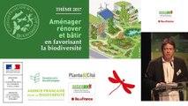 Opération Capitale française de la Biodiversité 2017 par Gilles Lecuir, responsable du pôle Forum des Acteurs, Natureparif