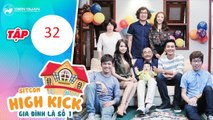 gia dinh la so 1 tap 32 - phim viet nam - phim sitcom HTV7 - 2017 - thu trang tien luat