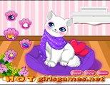 So Cute!! Kitten Begging