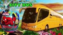 Surprise Eggs Street Vehicles For Kids | Baby, Public Transport, Utility Vehicles & more |