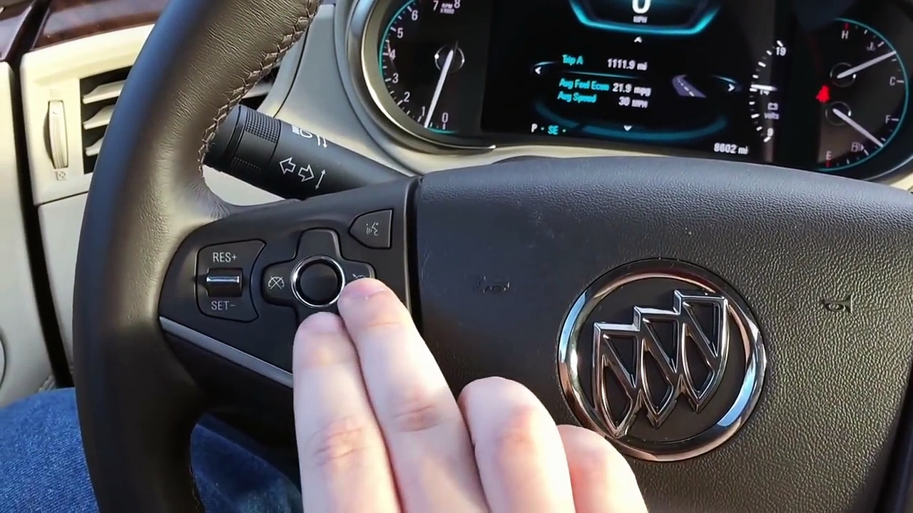 2015 Buick LaCrosse – Review