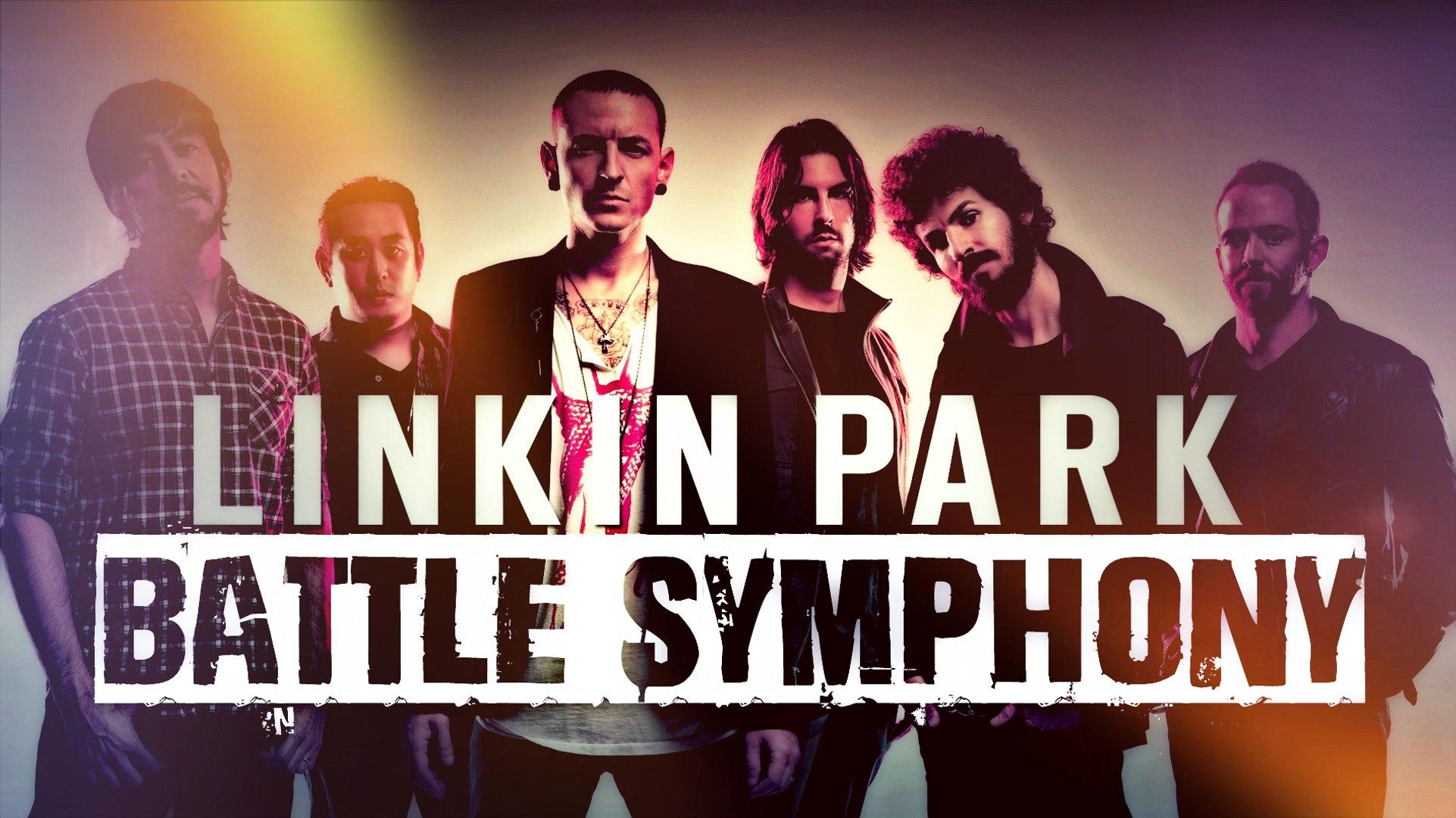 Linkin Park - Battle Symphony ( Lyric Video )