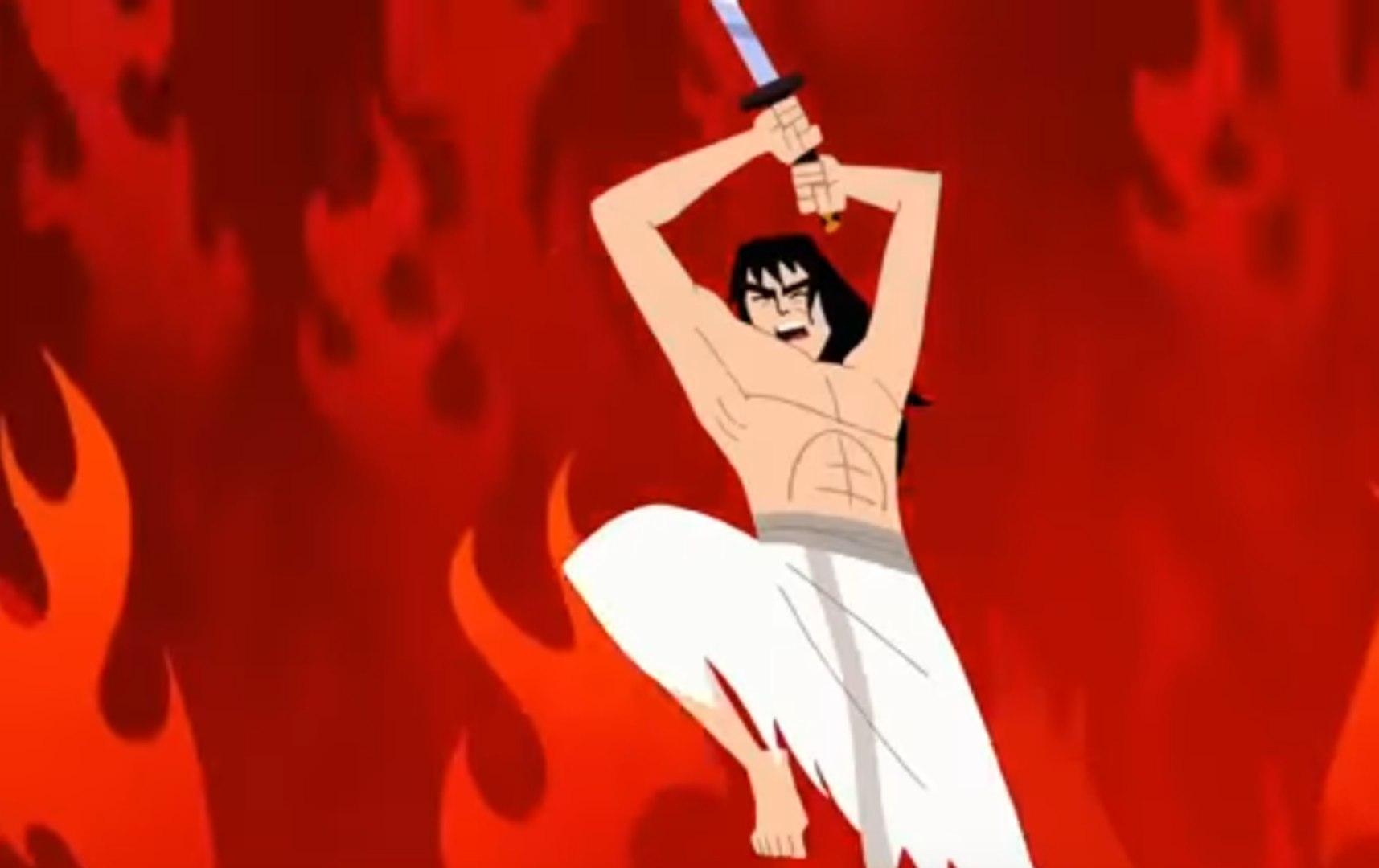 Samurai Jack Season 6 Episode 2 : Episode 2 Free Watch Online,