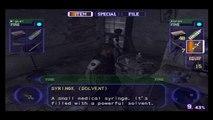 Resident Evil Outbreak File 2 Online Co-Op - Stage 3 Flashback Part 6