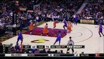 Quand LeBron James dégomme Kyrie Irving...