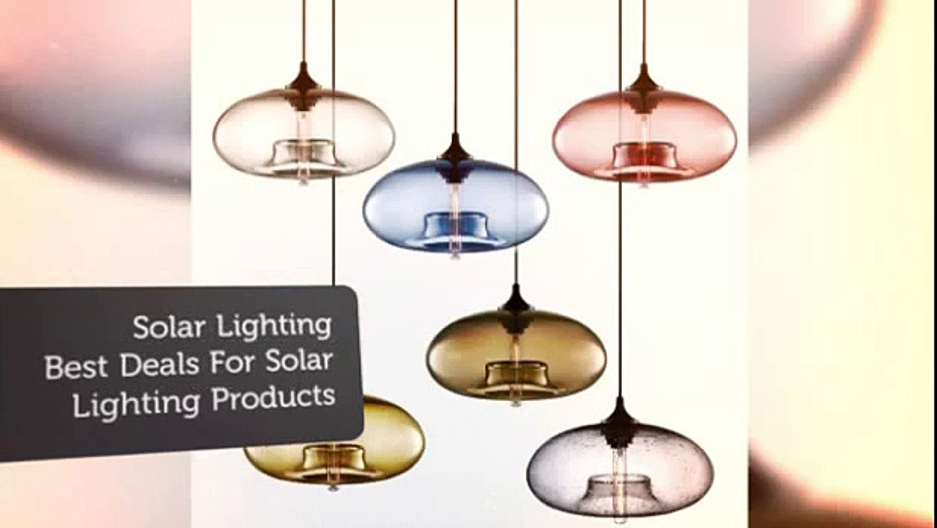 Lighting Products & Solutions