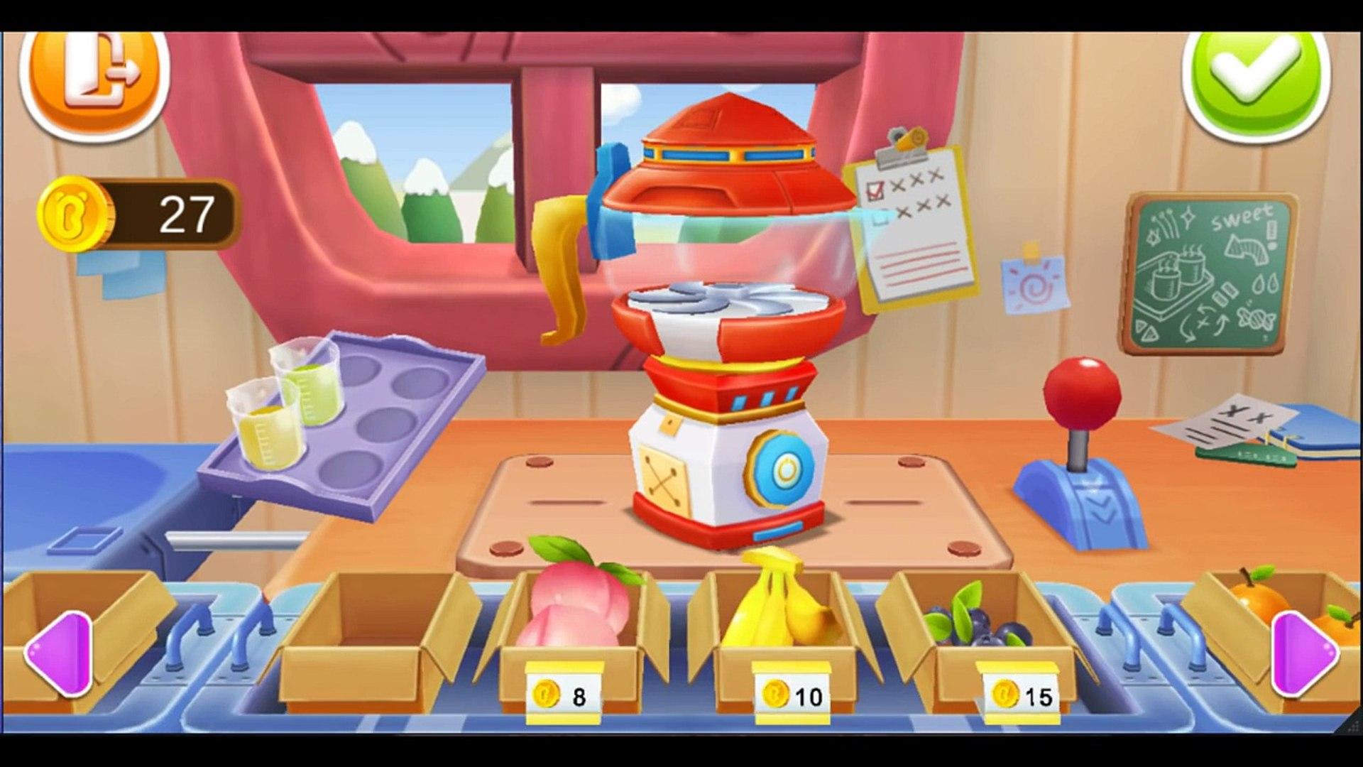 Детка ребенок Конфеты завод для игра к к к к к к Дети мало панда панды Магазин | 3d | |