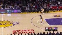 Grosse honte pour ce joueur de NBA... Action ridicule
