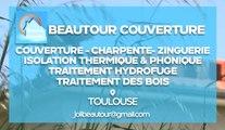 Rénovation de toitures, isolation, fenêtres de toit, traitement des charpentes à Toulouse