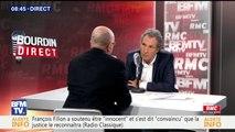 Éric Ciotti prétend que BFMTV soutient Emmanuel Macron. L'échange tendu avec Jean-Jacques Bourdin