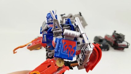 Transformers Movie 3  DOTM Optimus Prime Bumblebee Megatron Rachet Soundwave Vehicle Robot Car Toys