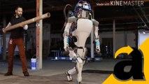 Robot Ini Marah ketika Diberlakukan Kasar Oleh Manusia