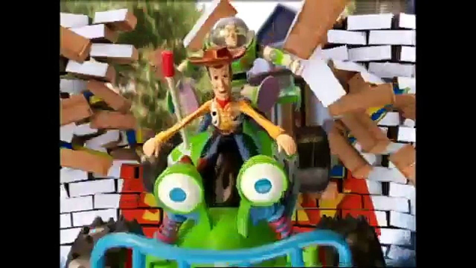 Toy Story RC Car Buzz & Woody Disney IMC Toys Watch TV Toys Commercial