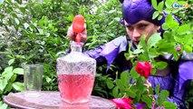 FIRE BREATHING FROZEN ELSA vs SPIDERMAN FIREMAN w/ Spidergirl vs Joker & Maleficent - Supe